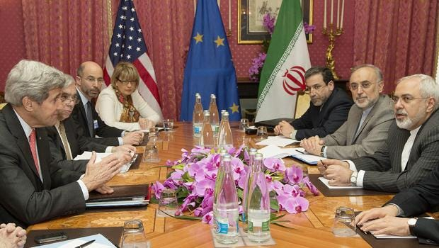 U.S. Reaches Deal With Iran On Nuclear Program
