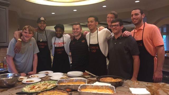 OSU MBB: Ford Creates Cowboy Chef Night To Enhance Team Chemistry
