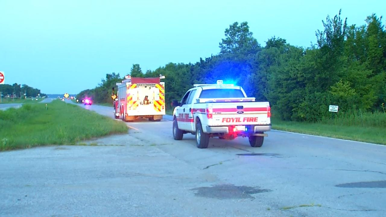 Man Dies After Being Hit By Car Near Foyil