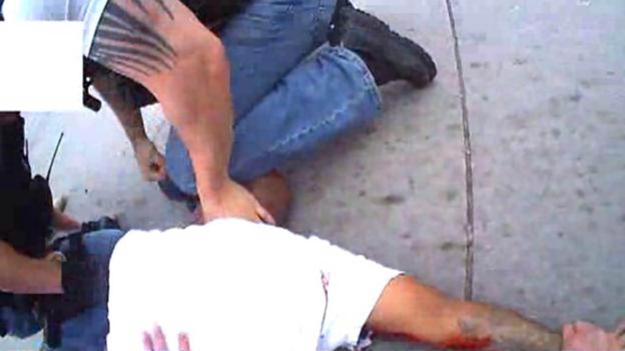 Sources: Tulsa Deputies Face Disciplinary Hearing For Holding Shooting Victim