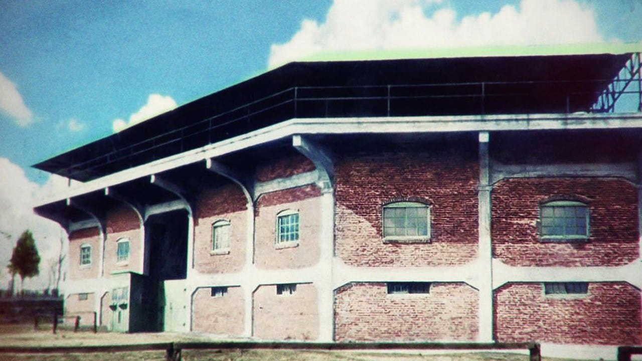 Time Runs Out For Historic Baseball Grandstand In Independence, Kansas