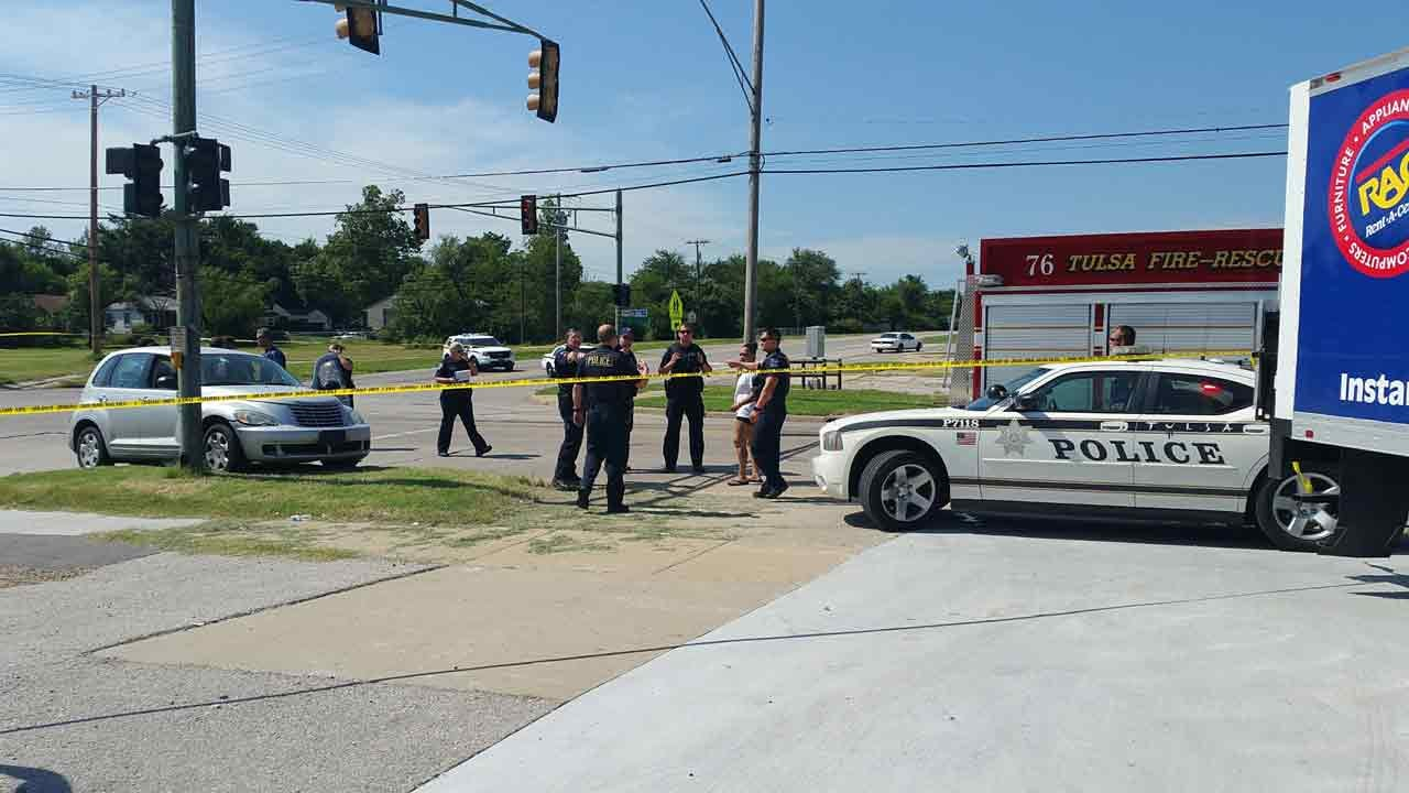 1 Dead, 1 Wounded After Gang-Related Shooting In North Tulsa