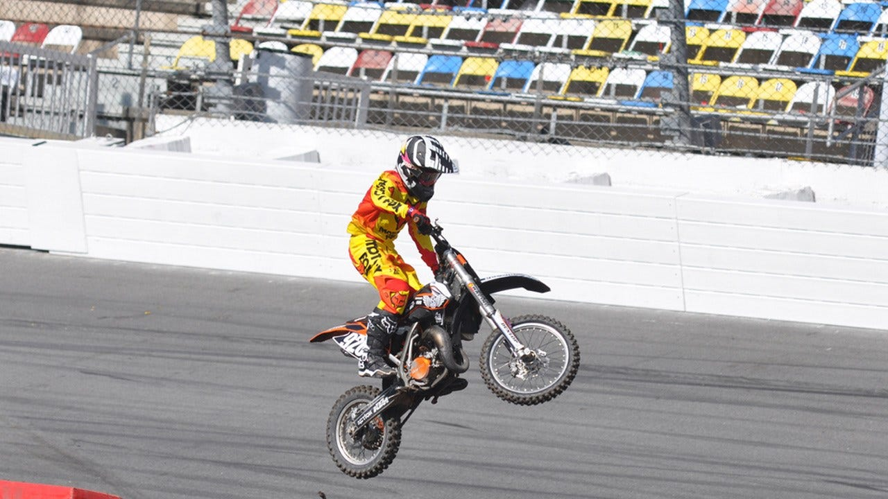 Adair Teen Wins Gold In International Motocross Competition