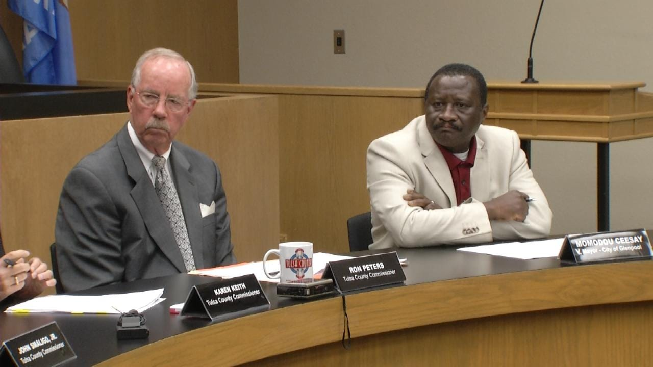 Tulsa Jail Authority Members Frustrated With Mayor Bartlett