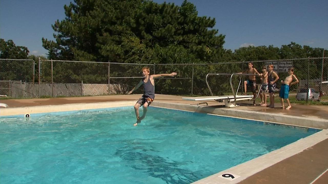 Tulsa's Chandler Park Pool May Be Next To Close