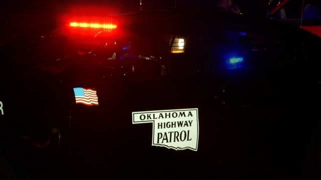 McAlester Man Crashes Vehicle After Getting Sick
