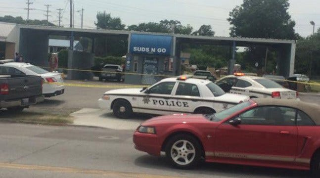 Shooting At Tulsa Car Wash Leaves One Dead; Police Investigating