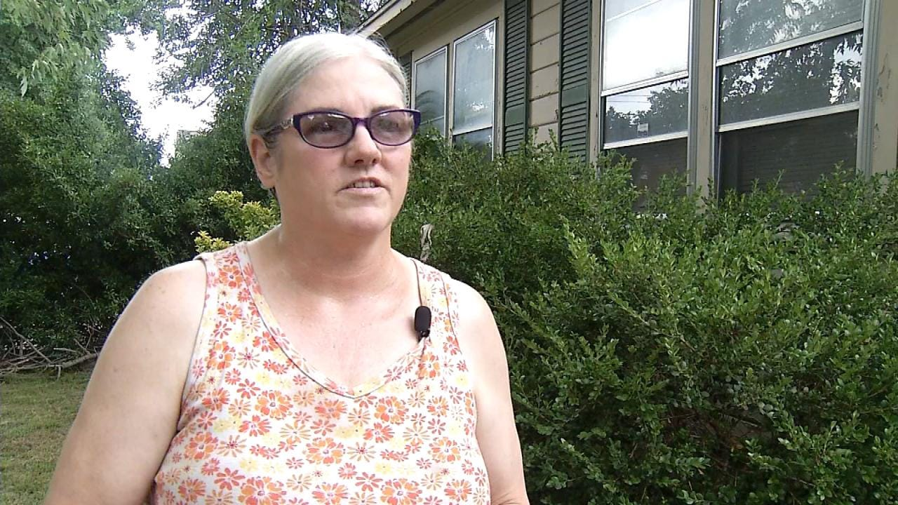 Strangers Help Tulsa Woman In Need Of Air Conditioning