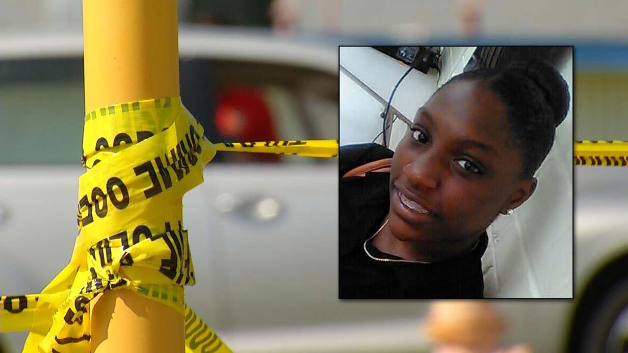 Tulsa Police Name Teenage Girl Killed In Drive-By Shooting