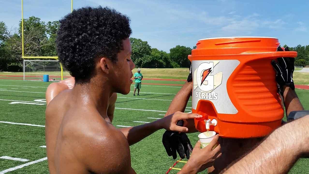 Tulsa-Area Students Taking The Heat This Summer
