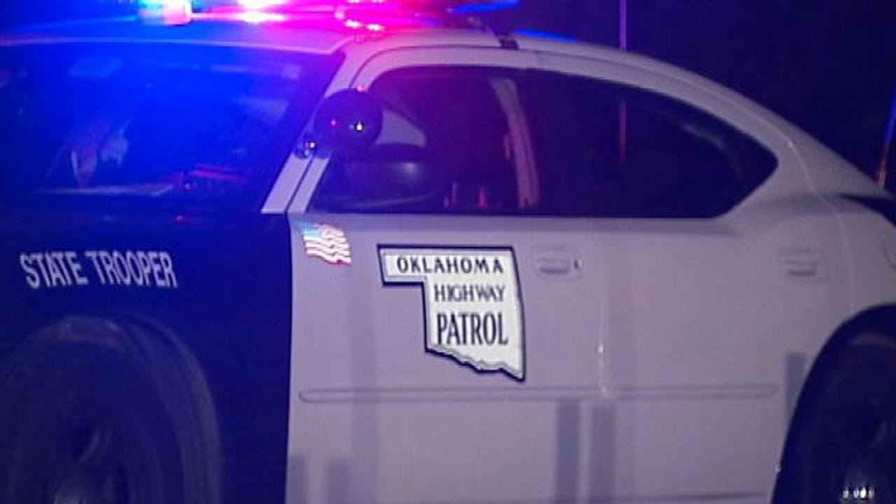 Car Hits Man Hanging Onto Side Of Trash Truck In Wagoner County