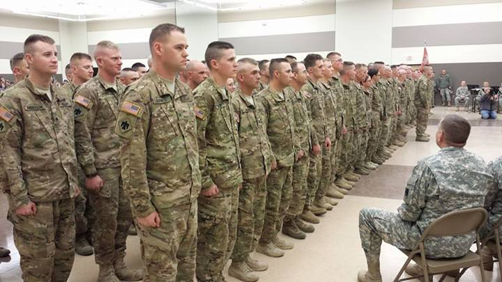 Oklahoma National Guard Taking Steps To Arm Personnel