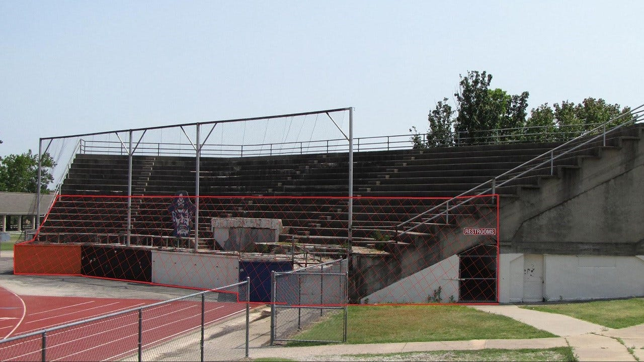 Supporters Of Historic Grandstand In Independence, Kansas Win Court Victory