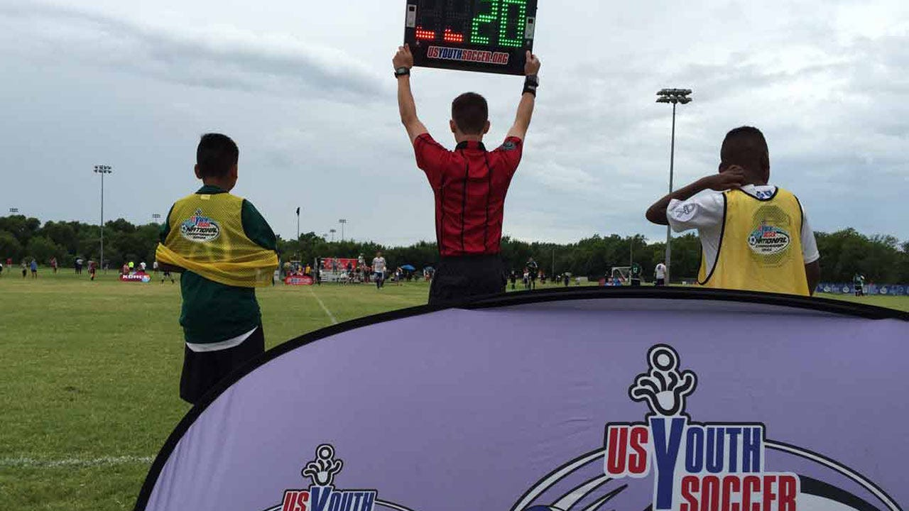 Youth Soccer National Championships Underway In Tulsa