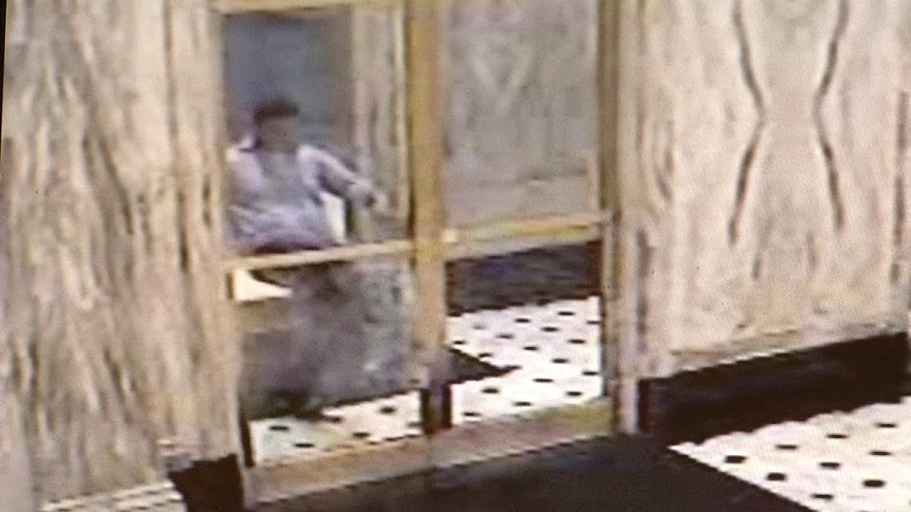 Tulsa Police Searching For Man Who Damaged Downtown Building