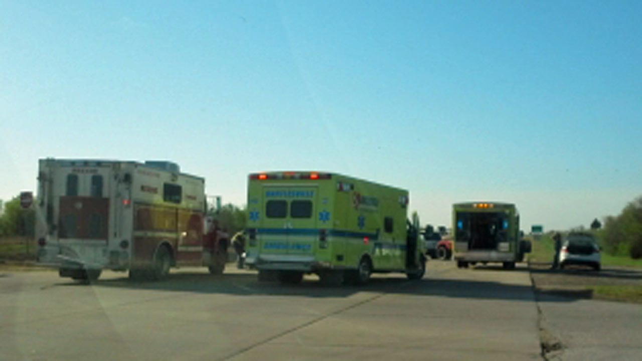 Bartlesville Man Killed In Crash On Highway 75 East Of Ochelata
