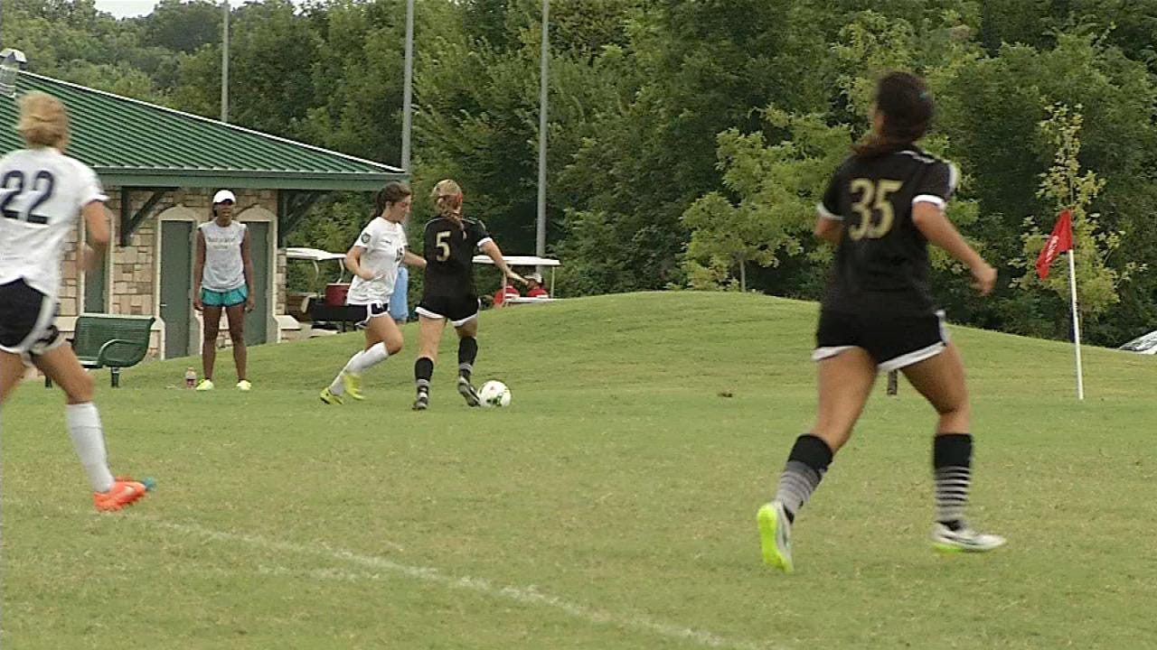 Future USA Soccer Stars On Hand At Youth Tournament In Tulsa