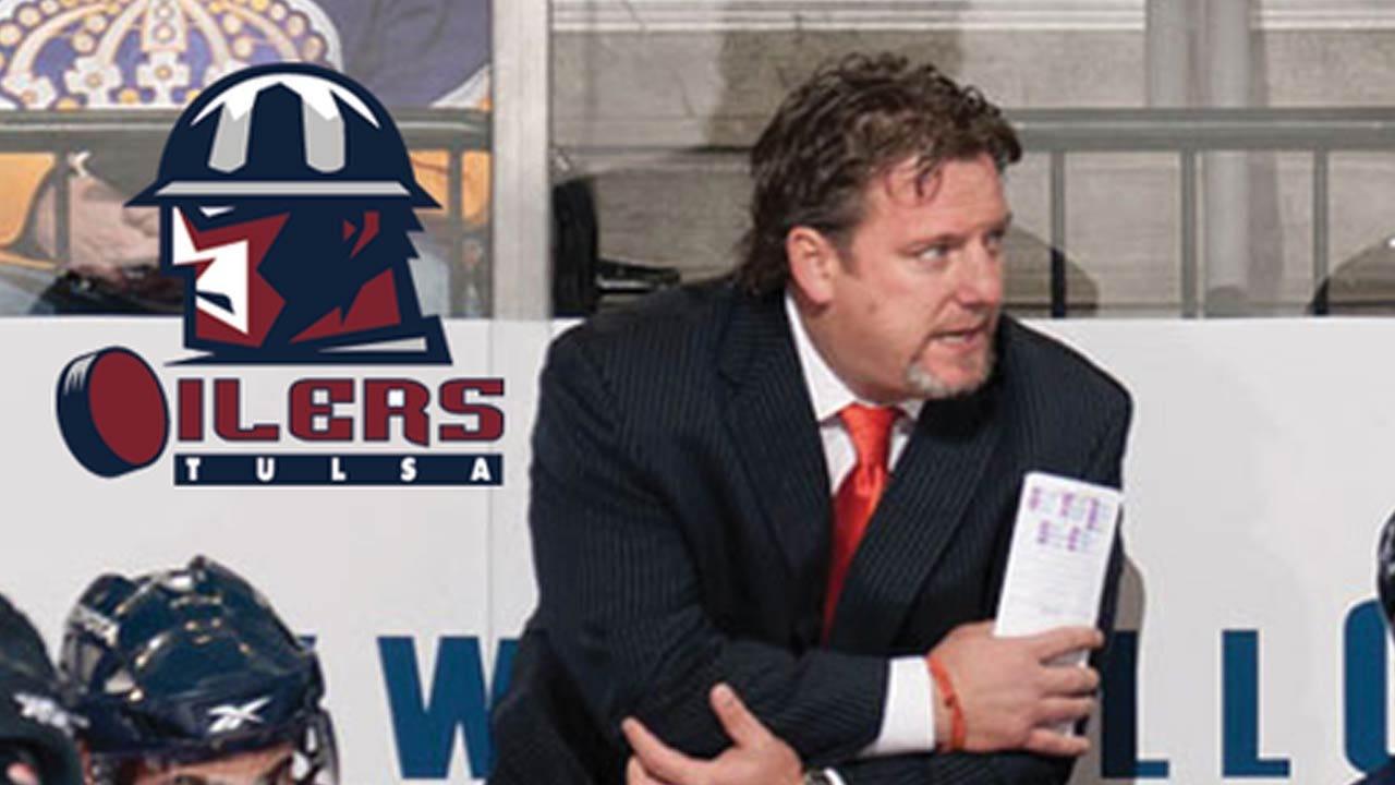 Oilers Name Jason Christie New Head Coach