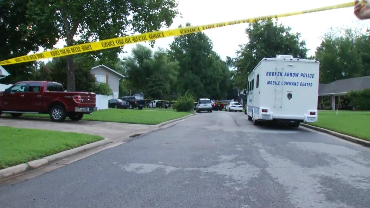 Police Identify Suspect, Adult Victims In Broken Arrow Quintuple Murder