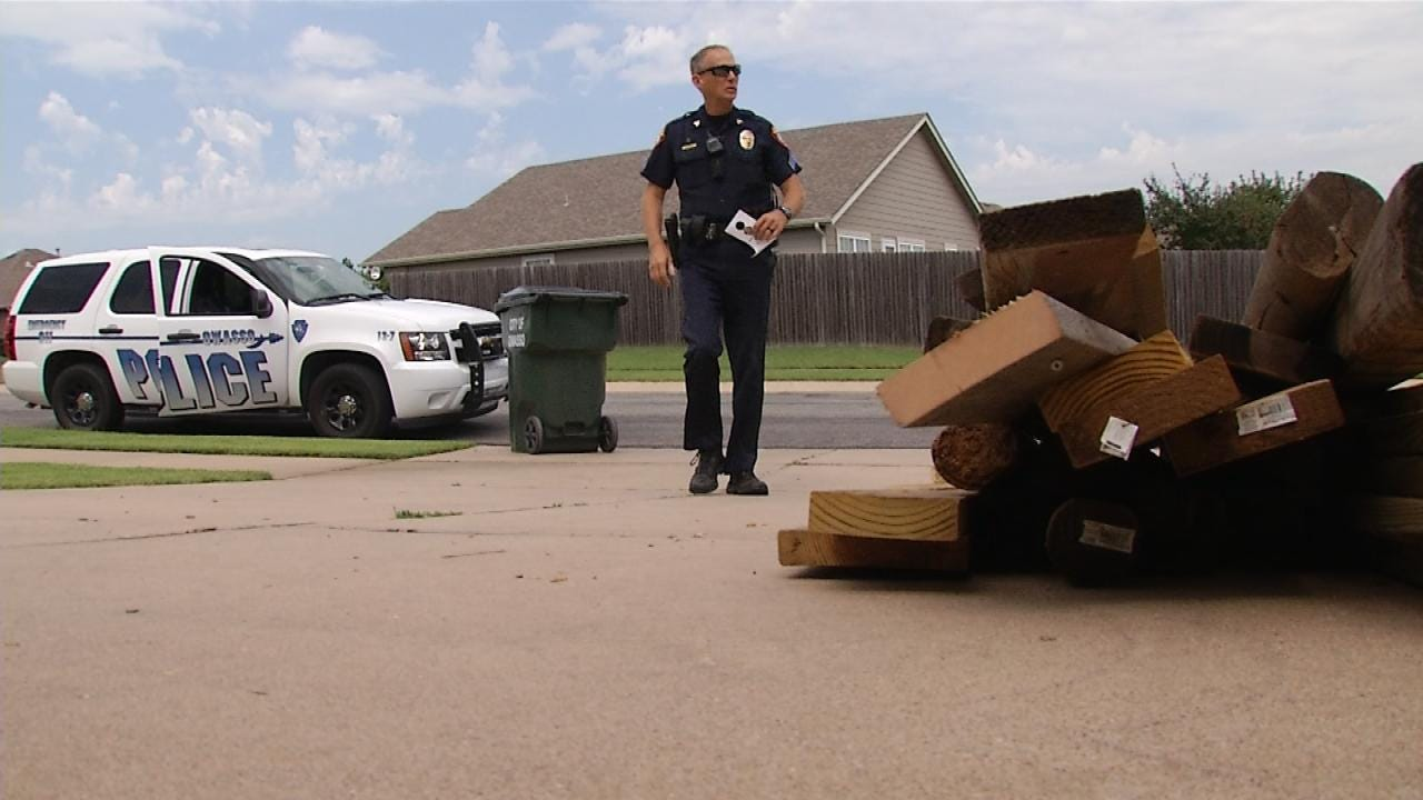 Residence Receive 'Security Survey' From Owasso Police