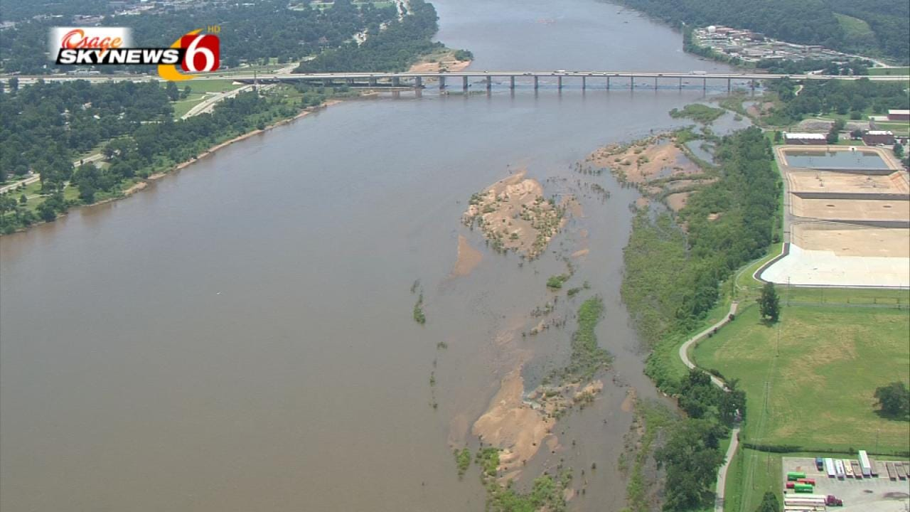 Revised Plan For Low Water Dams Would Be More 'Tulsa Focused'