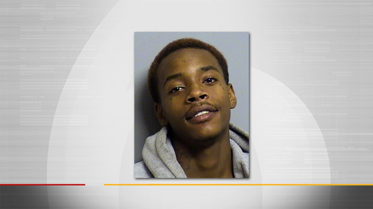 Tulsa Teen Arrested After Accidental Gunfire In Moving Car