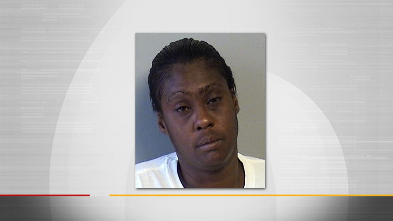 Tulsa Woman Charged In Stabbing Death