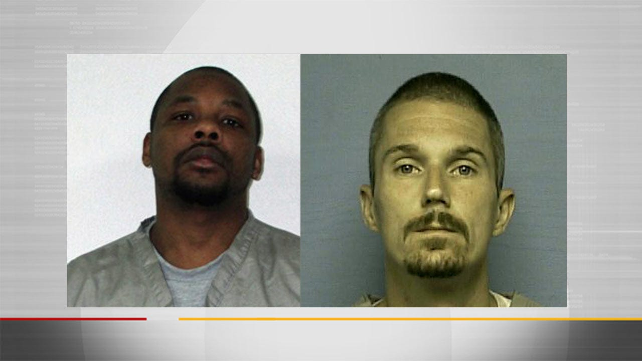 Two Oklahoma Prison Escapees Back In Custody