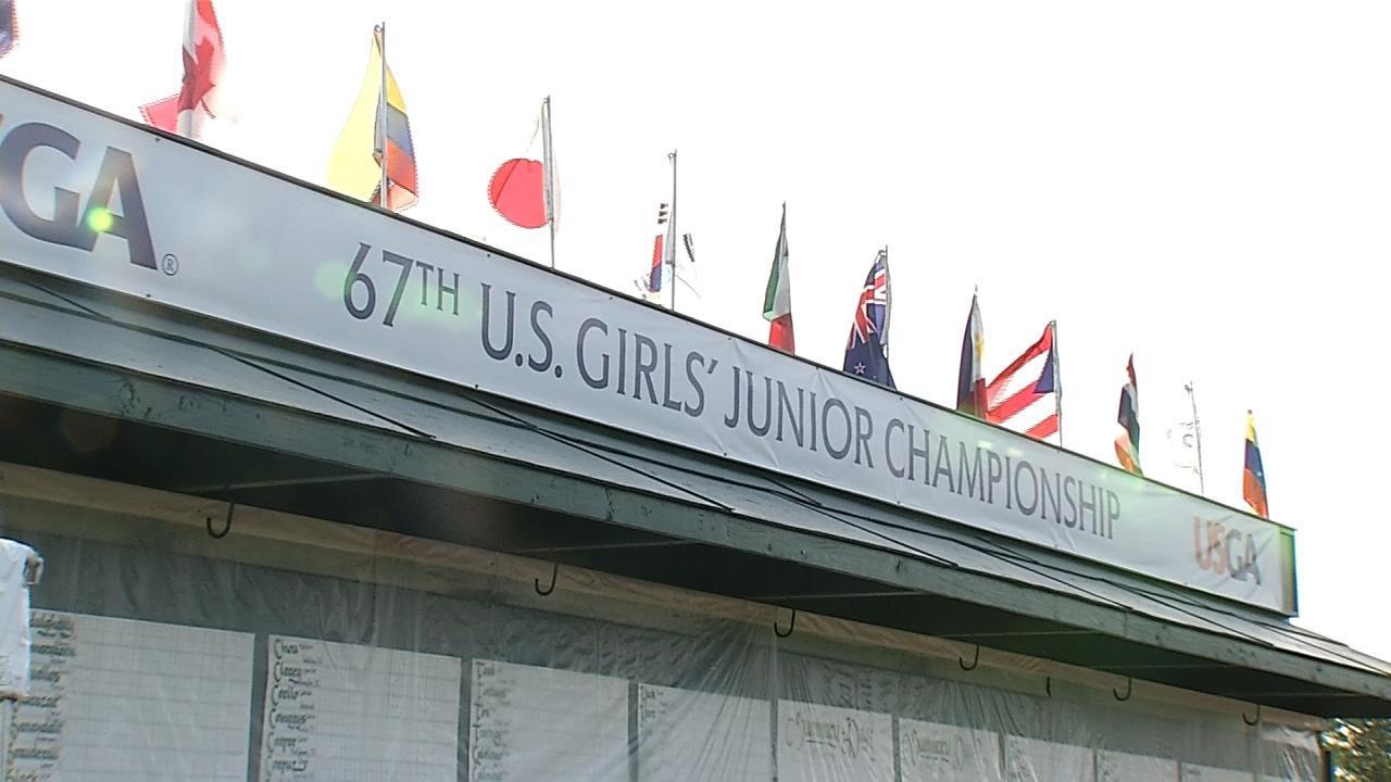 Eun Jeong Seong Wins U.S. Girls Junior Championship