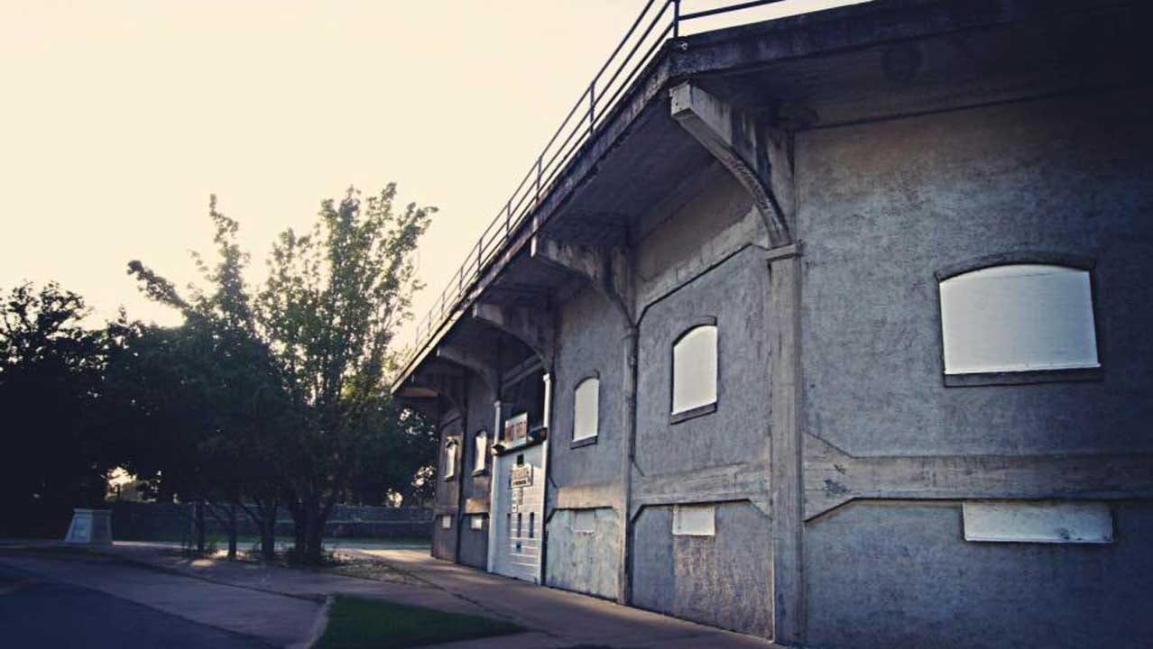 Judge Won't Stop Demolition Of Historic Grandstand In Independence, Kansas