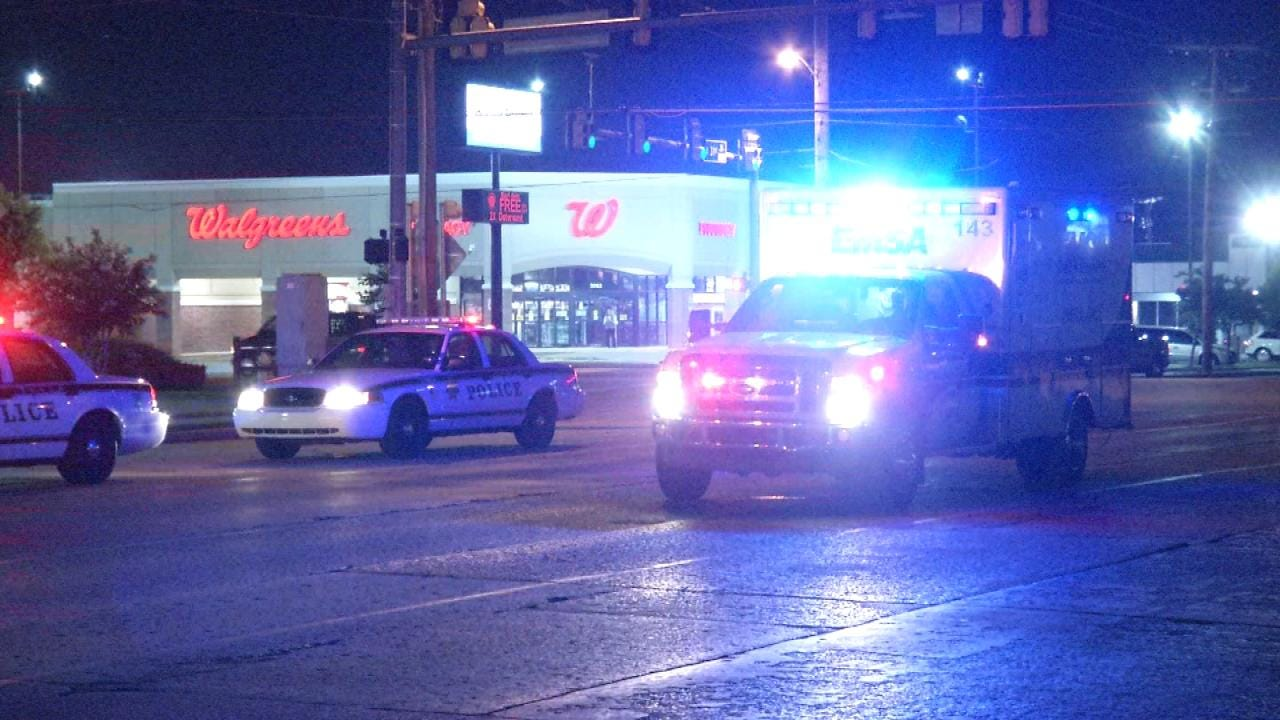 Tulsa Police: Intoxicated Man Struck By Car In Midtown