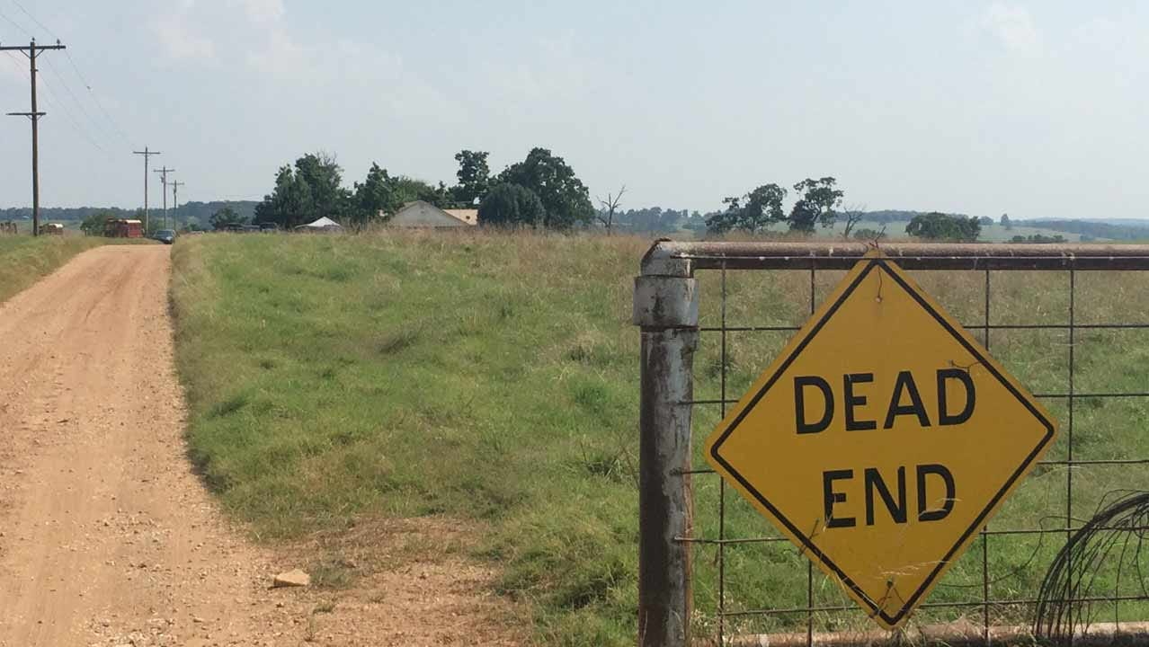 Cherokee County Rancher Found Shot To Death