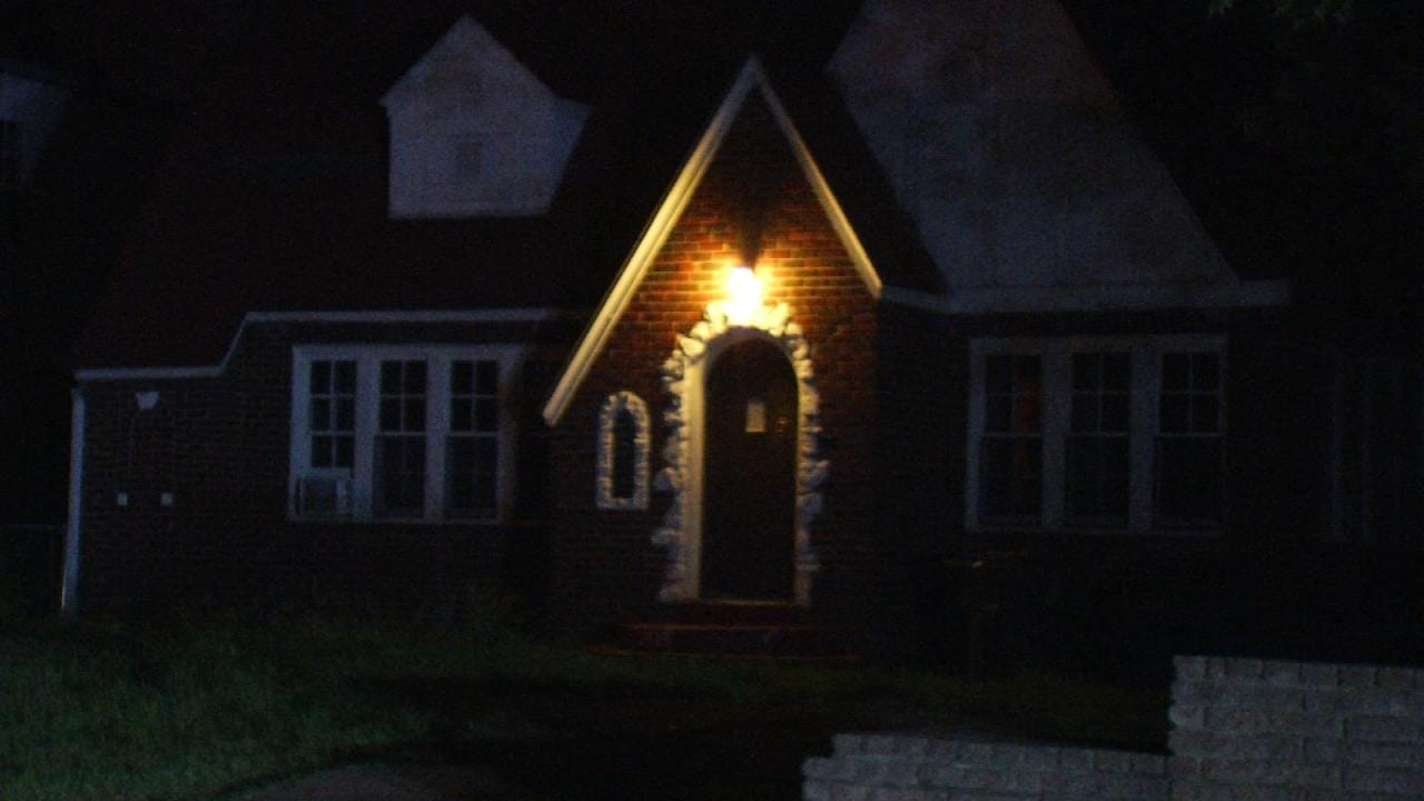No Injuries After 40 Rounds Fired At Tulsa Home