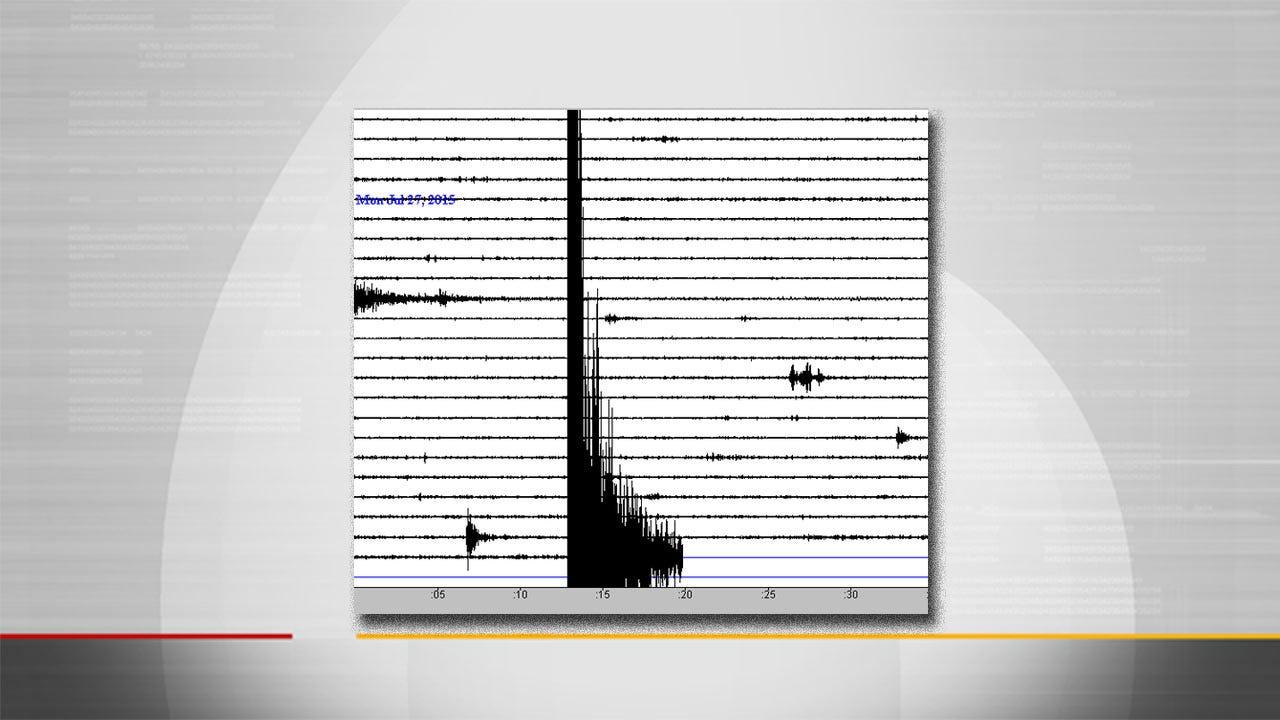 Powerful Earthquake Rattles Oklahoma