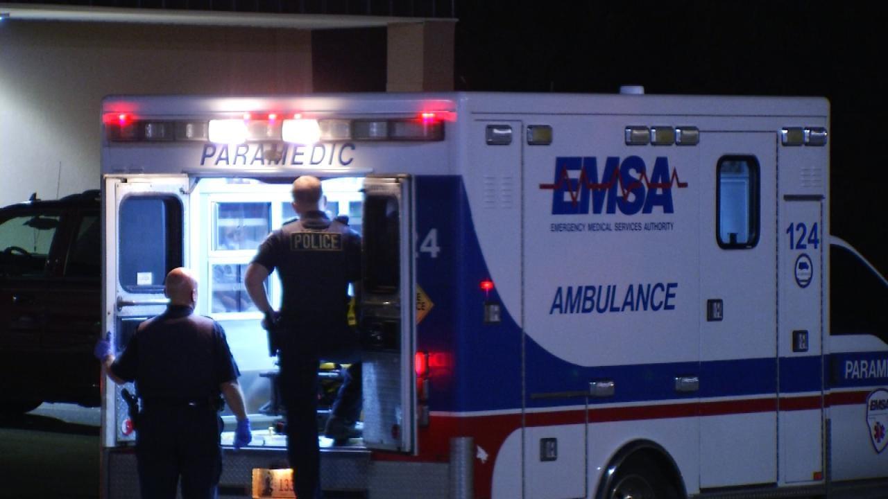 Robbers Attack Man With Baseball Bat Outside Tulsa Bar