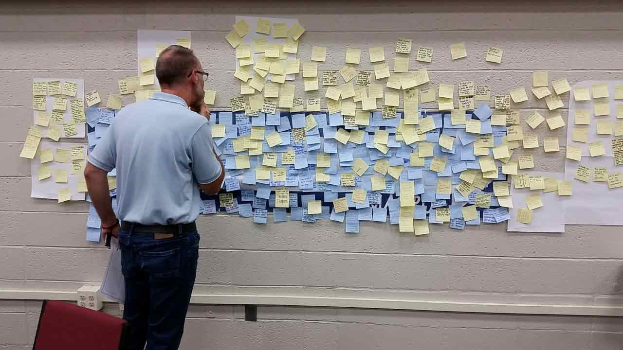 TPS Teachers Give Direct Feedback To Superintendent