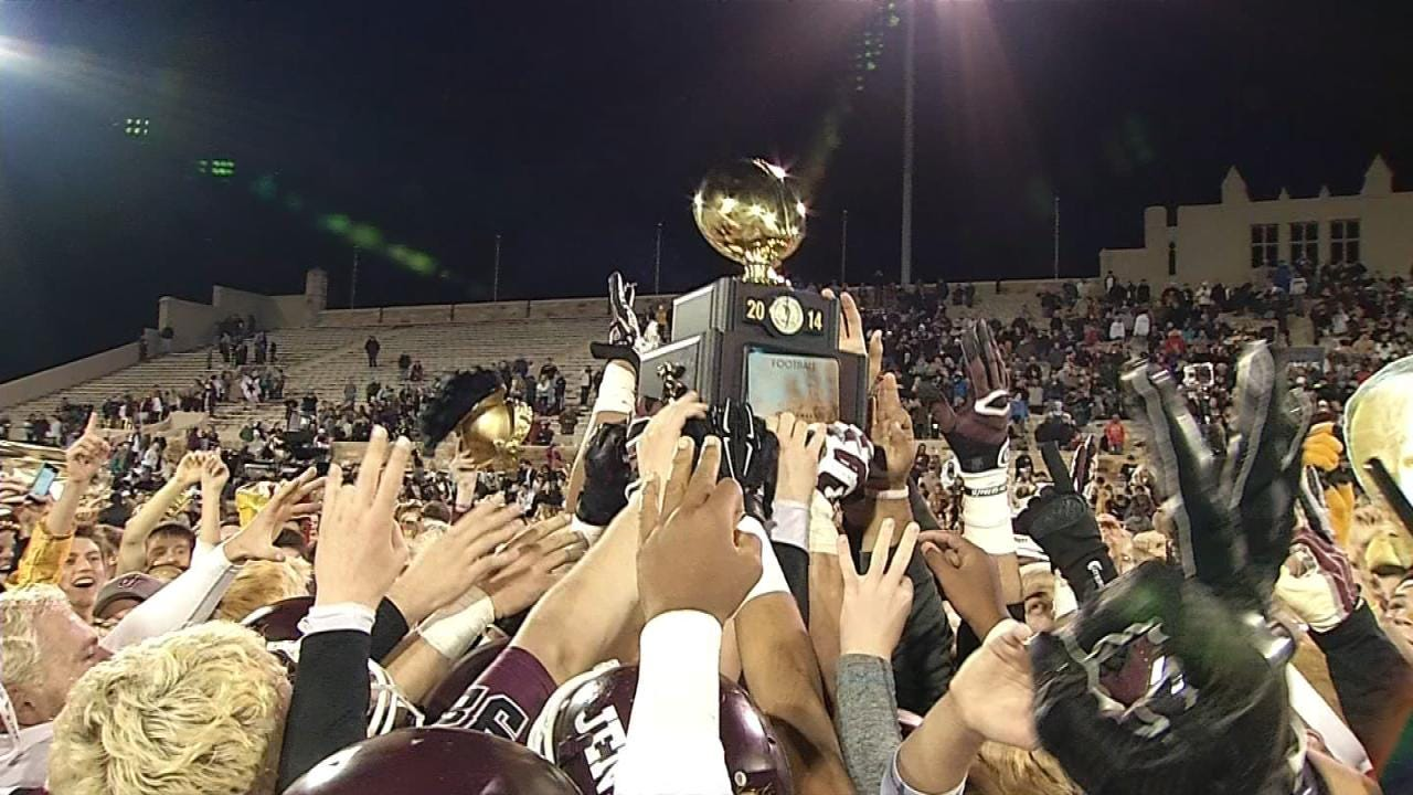 Jenks Football Coach Part Of 2015 Hall Of Fame Class