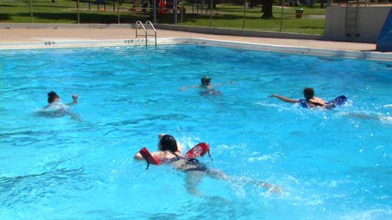 Summer Swim Season Wrapping Up At Tulsa's City Pools