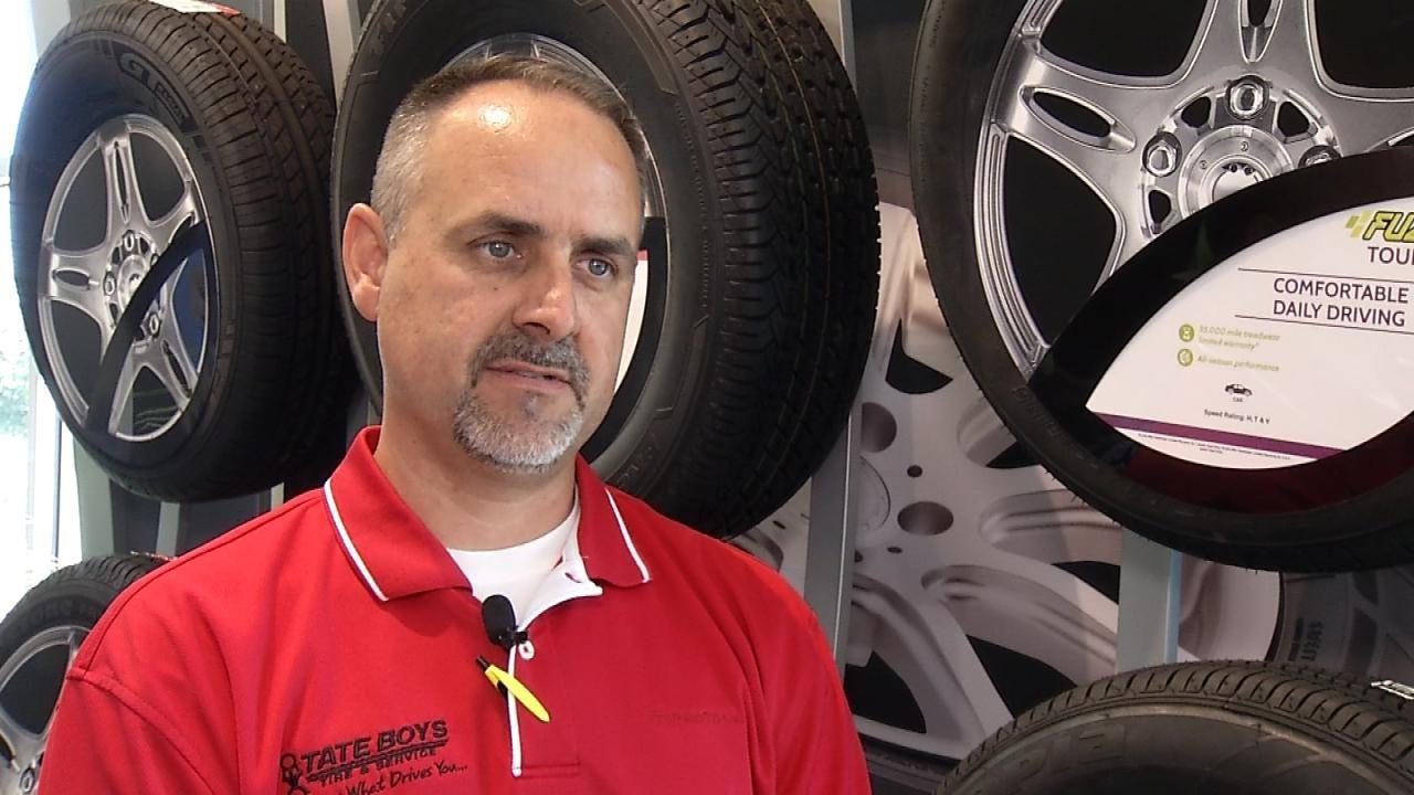 Tires Wear Quickly In Oklahoma Heat, Broken Arrow Expert Says