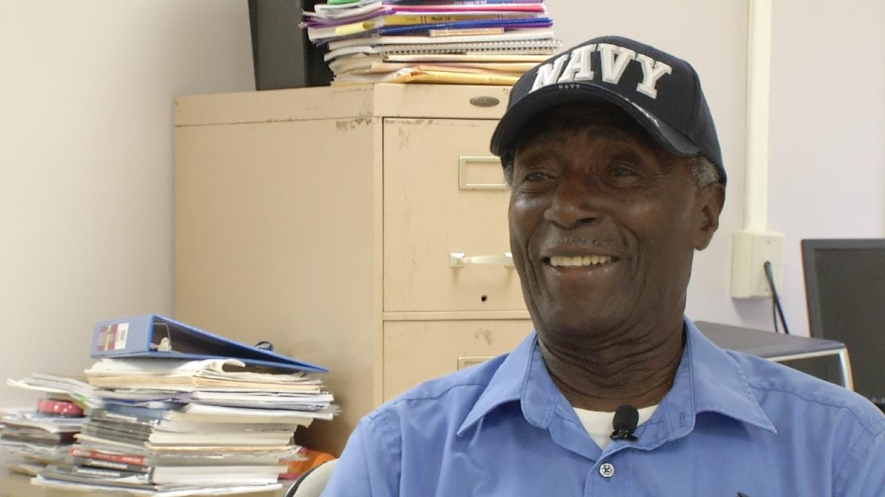 Long-Time Haskell Teacher Retires At 90
