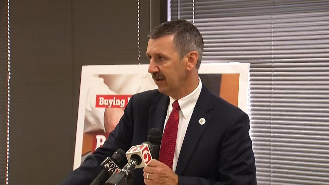 Tulsa County DA Announces Renewed Crackdown On Meth