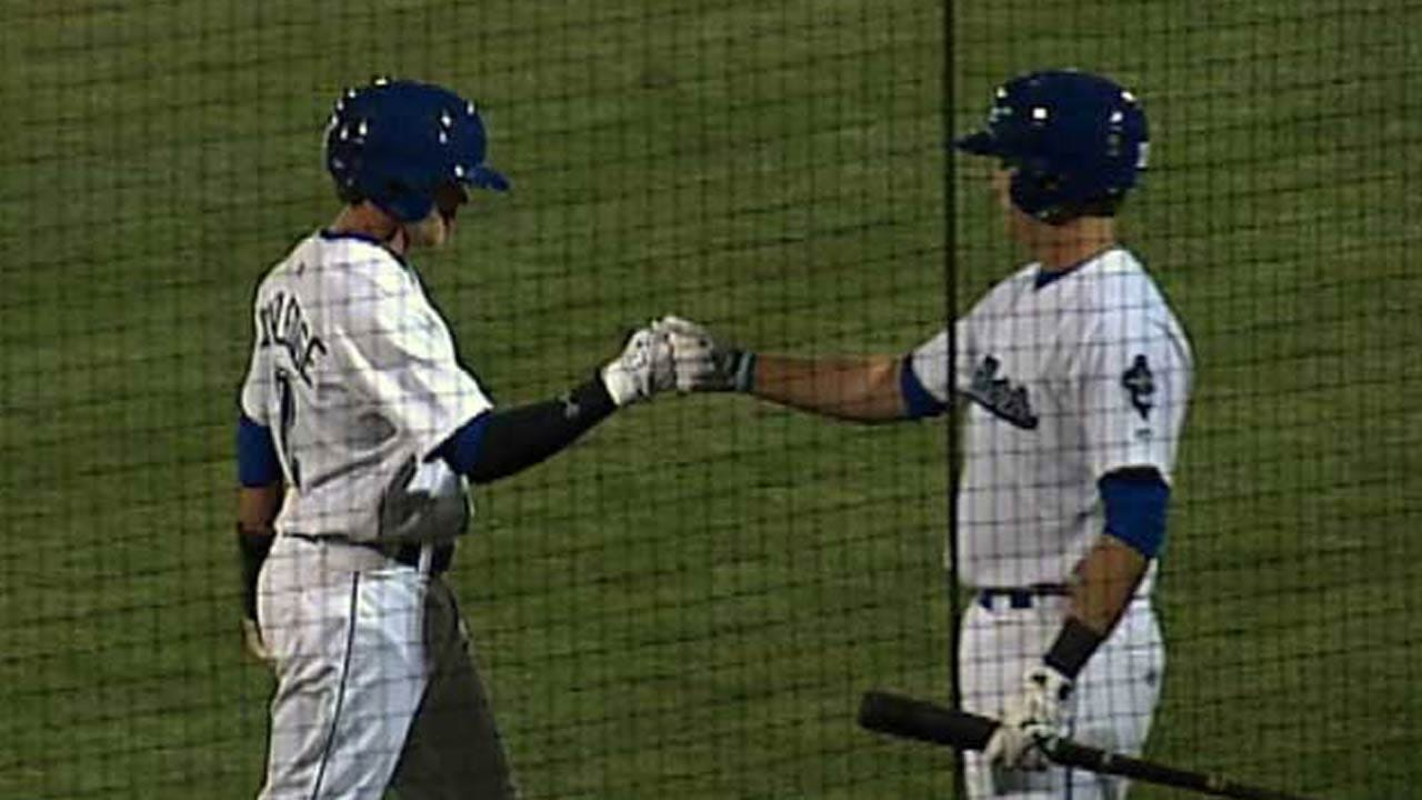 Drillers Claim Series Over Springfield With Comeback Win