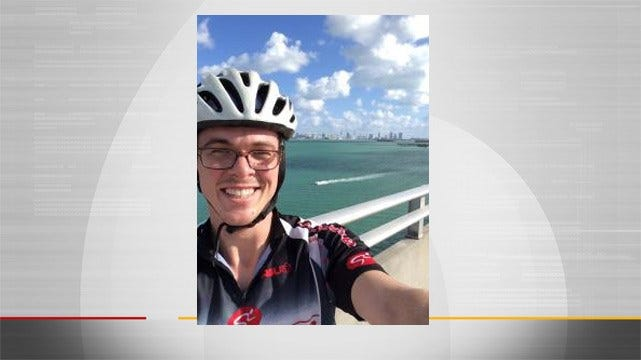 Man Bicycling Across America Killed In Oklahoma Wreck