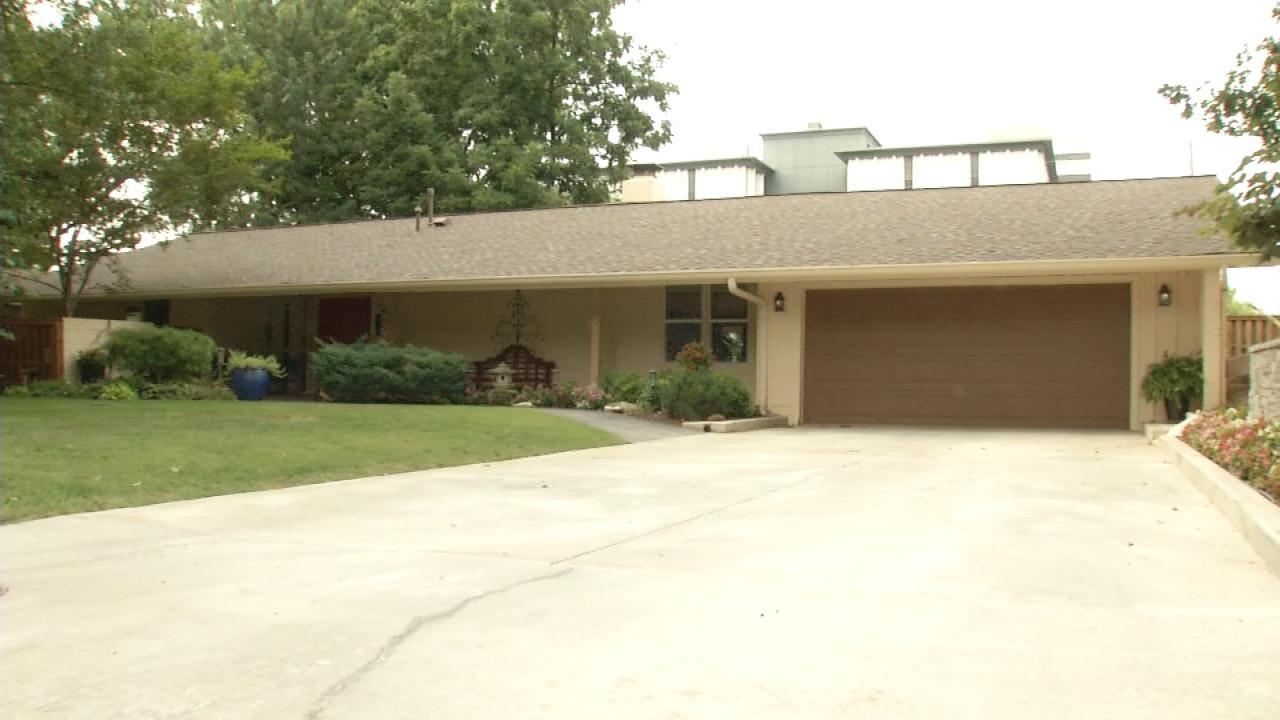 Oklahoma Rain Helping Fix Some Cracked Foundations