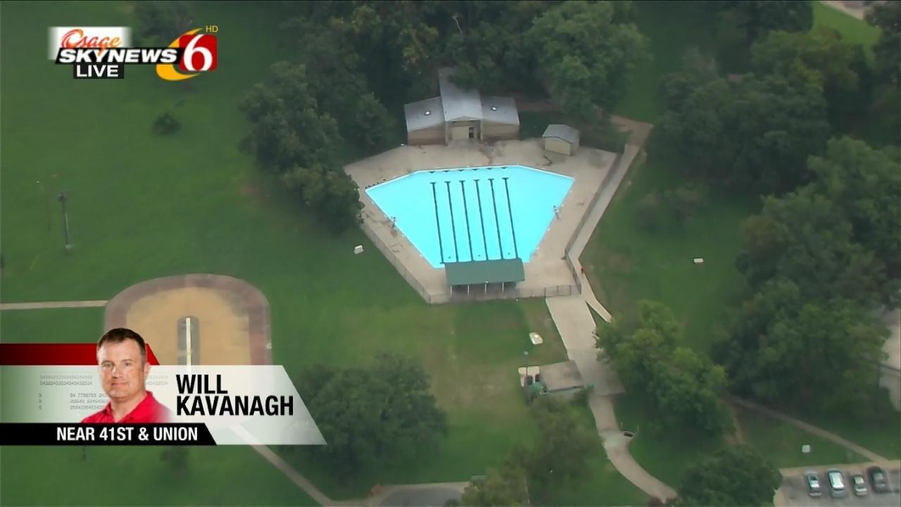 Osage SkyNews 6 HD Checks Out End Of Tulsa City Pools' Swim Season