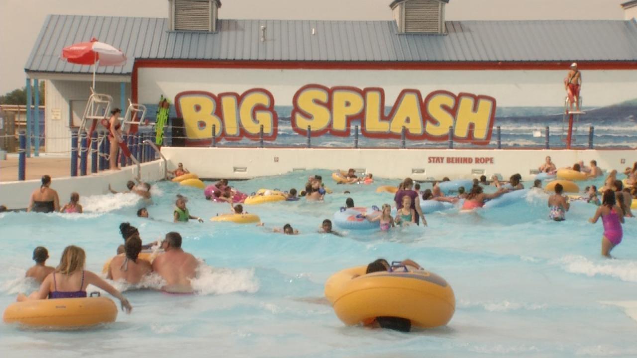 Big Changes Making A Splash At Tulsa Water Park