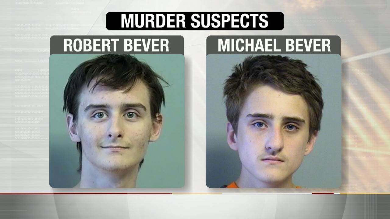 Five Murder Charges Filed Against Brothers In Broken Arrow Family Killings