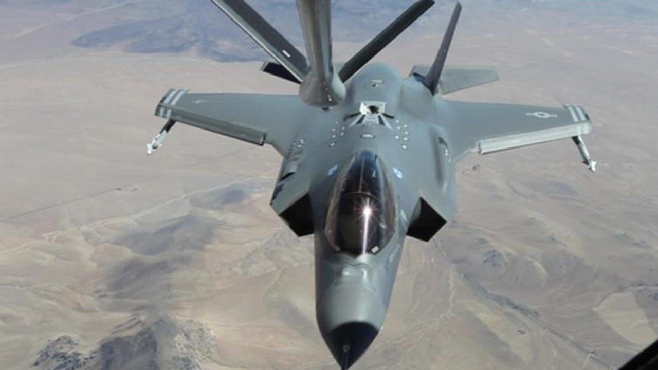 Tulsa Air National Guard Making Bid For F-35 Fighter Jets