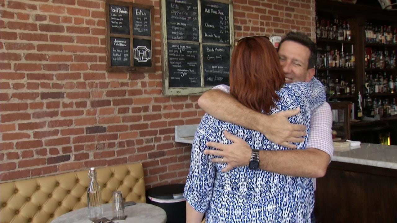 Tulsa Bystander Jumps In To Save Stranger With Heimlich Maneuver