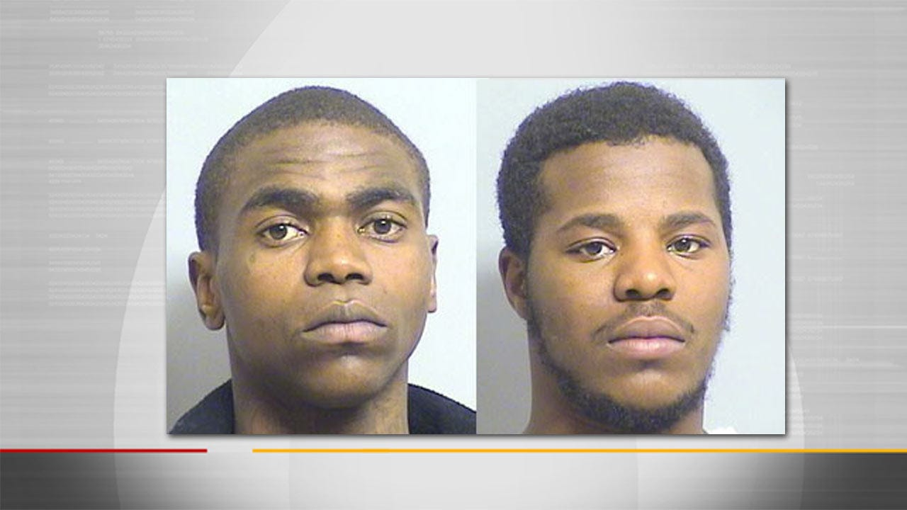 Two Men Returned To Texas From Tulsa To Face Murder Charges